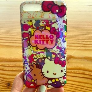 Hello Kitty phone case iPhone X, 6, 7 & 8 plus
